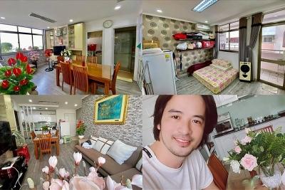 Khám phá căn hộ gần 3,5 tỉ đồng của diễn viên Đoàn Minh Tài