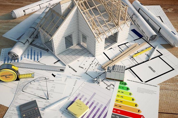 Hướng dẫn cách tính mật độ xây dựng