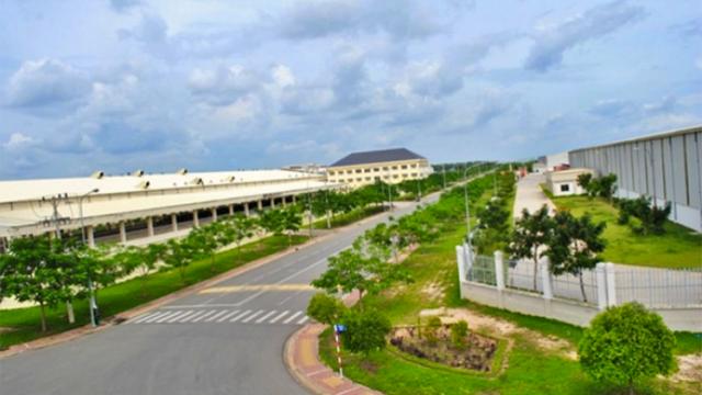 Bắc Ninh: Đầu tư kết cấu hạ tầng Khu công nghiệp Gia Bình II