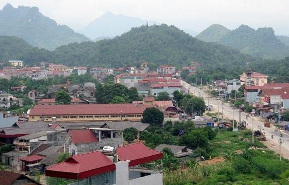 Bắc Kạn: Điều chỉnh, mở rộng quy hoạch chung xây dựng thị trấn Yến Lạc