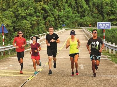 Sắp diễn ra giải Marathon khám phá Quảng Bình