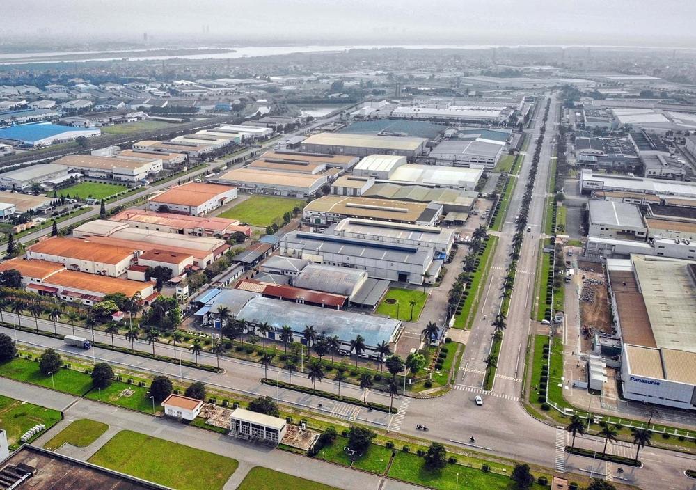 Đầu tư xây dựng và kinh doanh kết cấu hạ tầng Khu công nghiệp Kim Thành