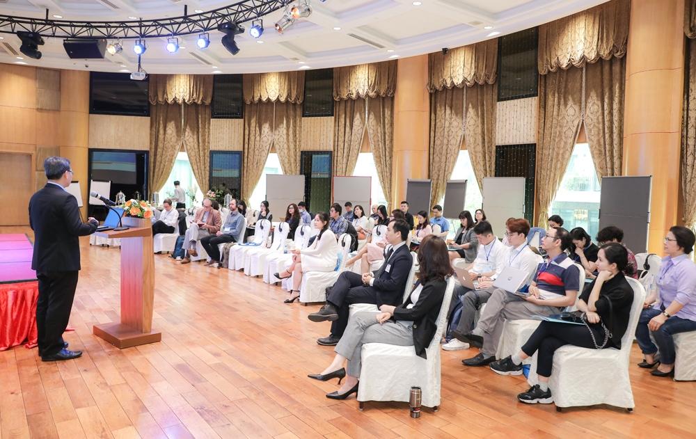 EVEF và CRUS tổ chức Hội thảo tập huấn Tăng cường vai trò của báo chí trong thúc đẩy năng lượng bền vững
