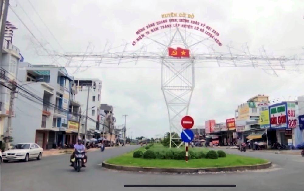 Cờ Đỏ: Đô thị trung tâm phía Tây thành phố Cần Thơ