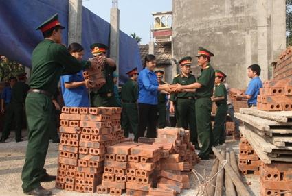 Xem xét bố trí đất nền xây nhà cho thương binh Lương Văn Đực