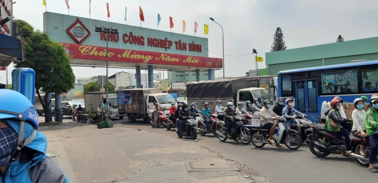 """Thành phố Hồ Chí Minh: Có hay không việc """"biến tướng"""" Khu công nghiệp thành Khu dân cư?"""