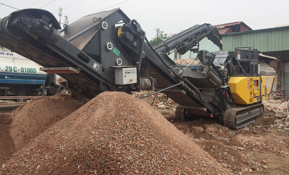 Hà Nội: Huyện Đan Phượng sắp có khu xử lý chất thải rắn xây dựng đầu tiên