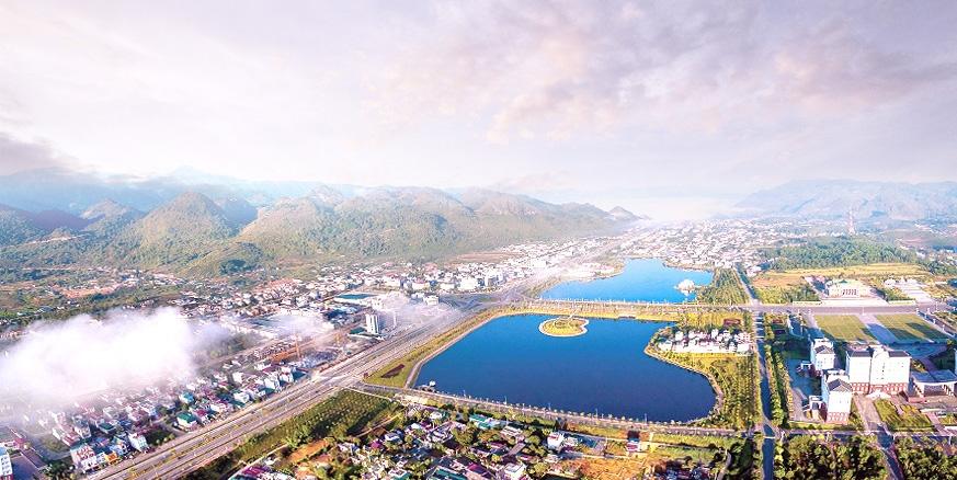 Thành phố Lai Châu: 7.265 tỷ đồng huy động cho phát triển kết cấu hạ tầng kinh tế - xã hội
