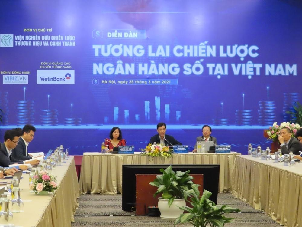 Phát triển ngân hàng số tại Việt Nam