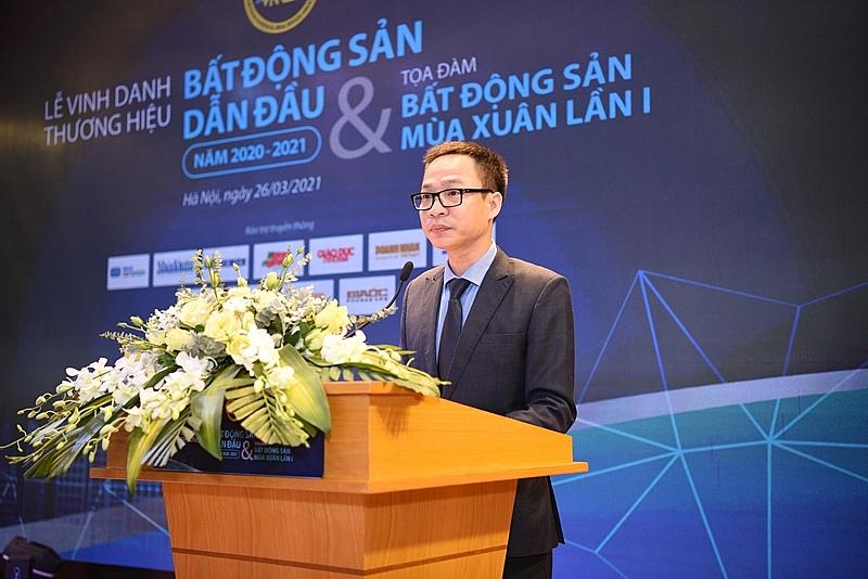 le vinh danh thuong hieu bat dong san dan dau nam 2020 2021 va toa dam bat dong san mua xuan lan thu i