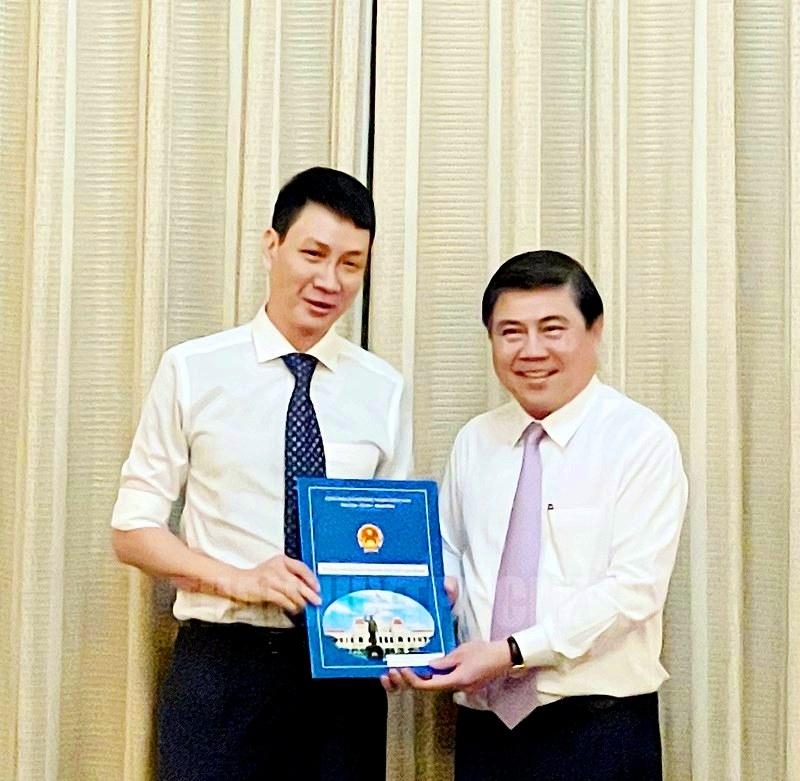 Thành phố Hồ Chí Minh bổ nhiệm cán bộ chủ chốt tại ba đơn vị