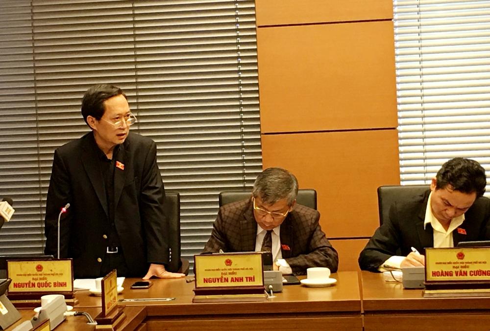 Cần tăng cường sự giám sát tối cao của Quốc hội