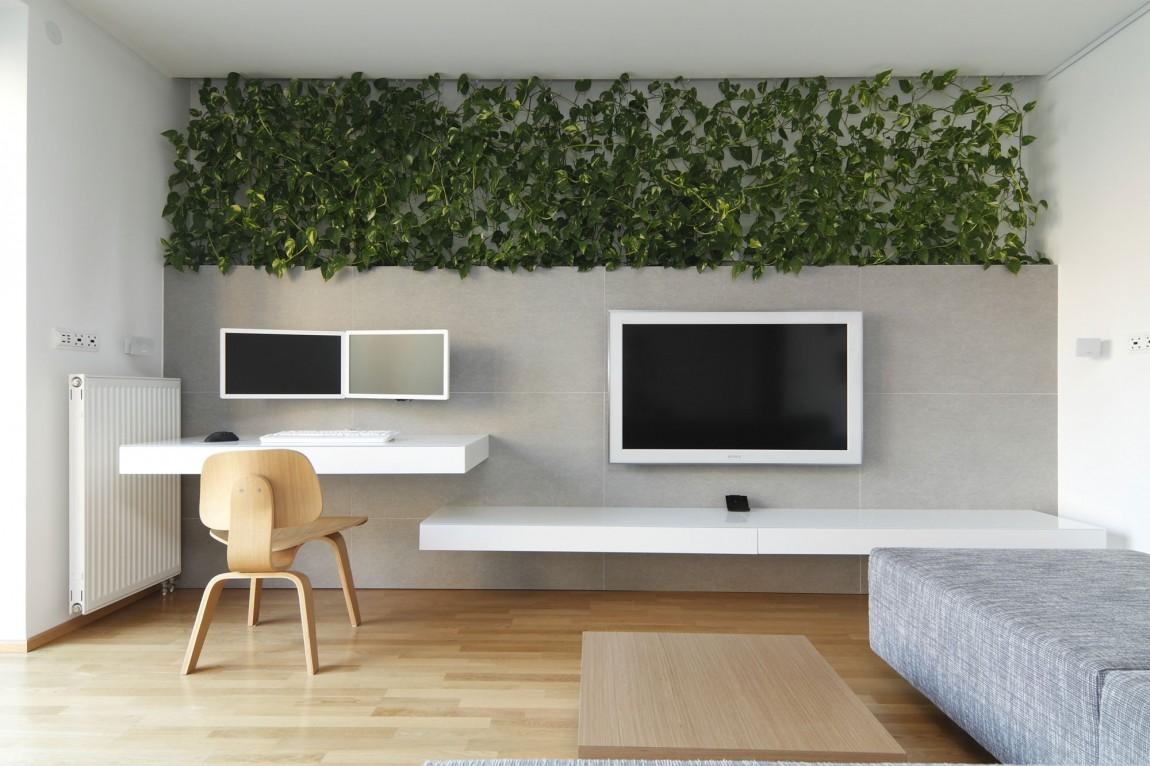 105149baoxaydung image001 Chiêm ngưỡng căn hộ hiện đại với hệ thống chiếu sáng bằng đèn LED