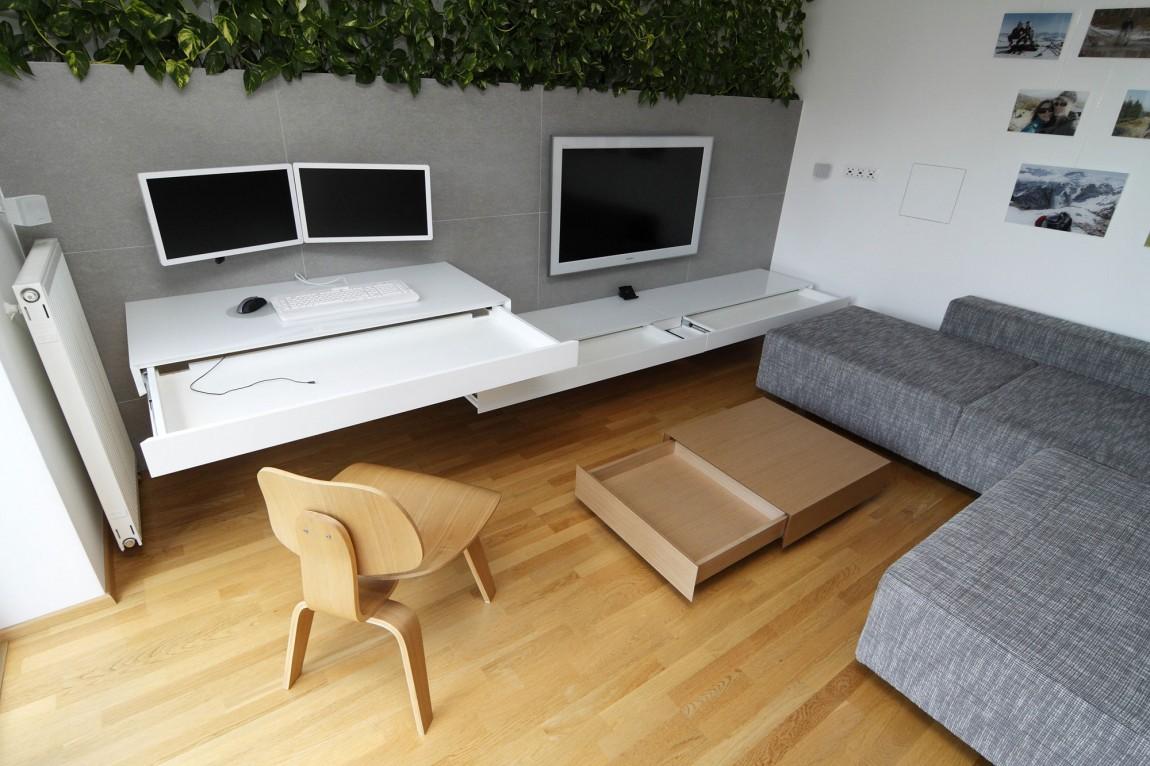 105149baoxaydung image002 Chiêm ngưỡng căn hộ hiện đại với hệ thống chiếu sáng bằng đèn LED