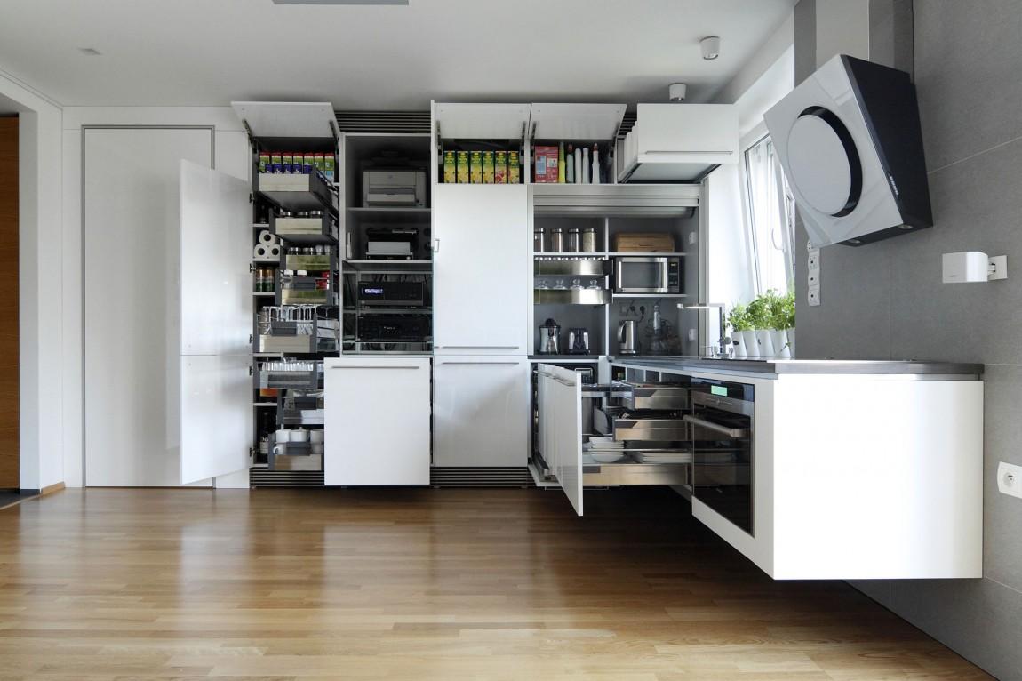 105150baoxaydung image008 Chiêm ngưỡng căn hộ hiện đại với hệ thống chiếu sáng bằng đèn LED