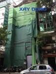 Công trình số 79 phố Nguyễn Du có vi phạm trật tự xây dựng không?