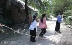 Sợi dây quê trong kí ức tuổi thơ