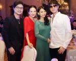 Chương Tử Di - Uông Phong mua một lúc 2 biệt thự