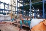 Không khí làm việc khẩn trương trên công trường nhiệt điện Thái Bình 2