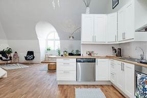 220449baoxaydung image006 Tận hưởng không gian mới trong căn hộ mang đậm phong cách Scandinavian