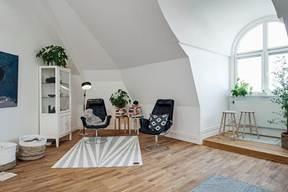 220449baoxaydung image008 Tận hưởng không gian mới trong căn hộ mang đậm phong cách Scandinavian