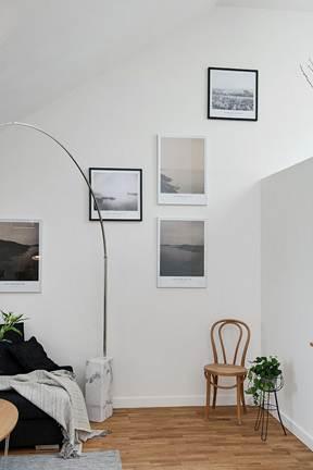 220450baoxaydung image009 Tận hưởng không gian mới trong căn hộ mang đậm phong cách Scandinavian
