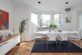 220450baoxaydung image010 Tận hưởng không gian mới trong căn hộ mang đậm phong cách Scandinavian
