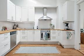 220655baoxaydung image013 Tận hưởng không gian mới trong căn hộ mang đậm phong cách Scandinavian
