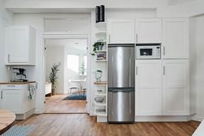 220655baoxaydung image014 Tận hưởng không gian mới trong căn hộ mang đậm phong cách Scandinavian