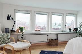 220655baoxaydung image015 Tận hưởng không gian mới trong căn hộ mang đậm phong cách Scandinavian