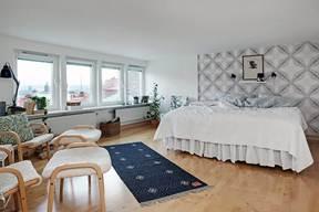 220656baoxaydung image016 Tận hưởng không gian mới trong căn hộ mang đậm phong cách Scandinavian