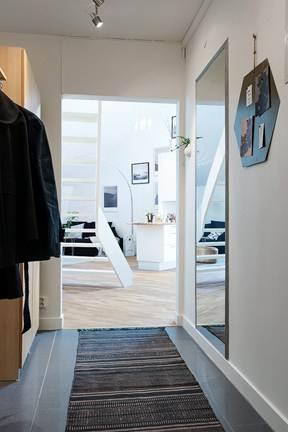 220657baoxaydung image019 Tận hưởng không gian mới trong căn hộ mang đậm phong cách Scandinavian