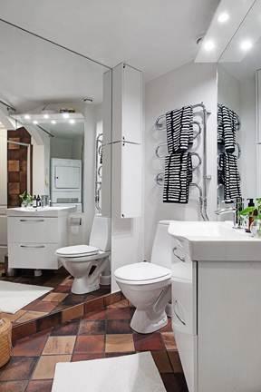 220657baoxaydung image020 Tận hưởng không gian mới trong căn hộ mang đậm phong cách Scandinavian