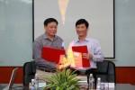 TCty Bạch Đằng ký hợp đồng xây lắp các công trình Nhà quản lý thu phí khu vực Hải Phòng