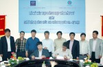 Ký kết hợp tác đầu tư dự án Nhà ở Cán bộ CNV Nhà xuất bản chính trị Quốc gia - Sự thật