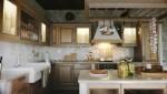 Ý tưởng thiết kế nhà bếp mang phong cách cổ điển