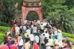 Đảm bảo an ninh trật tự tại Lễ hội Đền Hùng 2015
