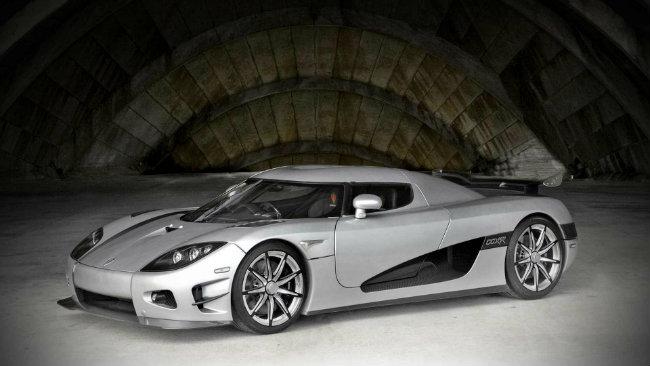 2. Koenigsegg CCXR Trevita giá 4,8 triệu USD