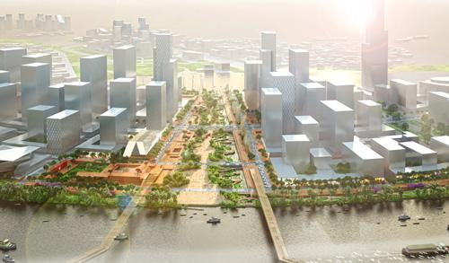 Hướng dẫn phê duyệt dự toán công trình dự án Trung tâm Triển lãm quy hoạch TP Hồ Chí Minh