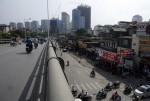 40 chung cư vươn lên tua tủa dọc đường huyết mạch Lê Văn Lương
