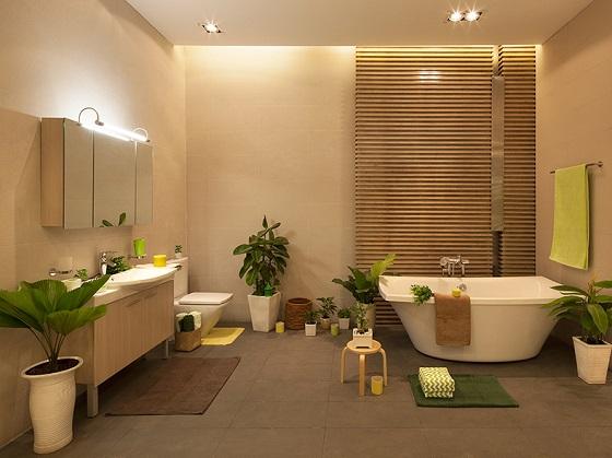 Những lưu ý lúc thiết kế phòng tắm