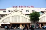 UBND quận Hoàn Kiếm thông tin về sự việc tiểu thương căng băng rôn phản đối thông tin xây mới chợ Đồng Xuân