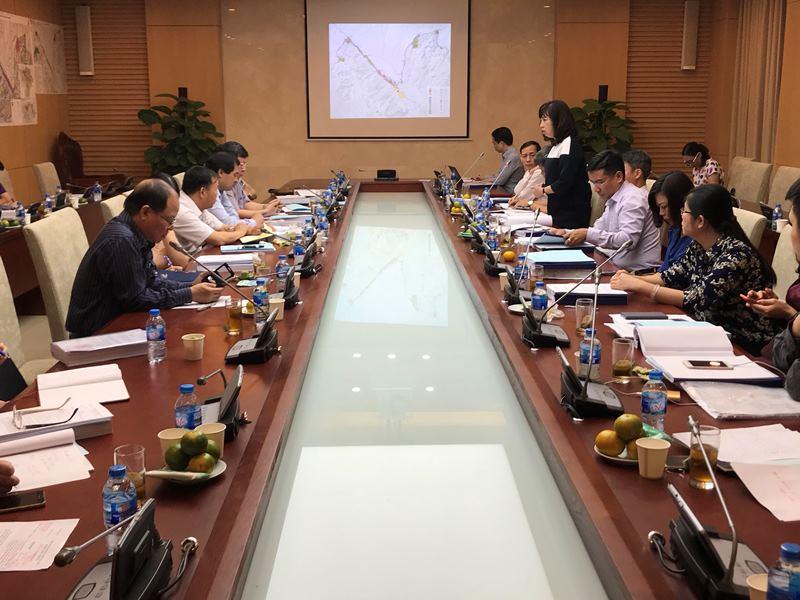 Thẩm định đồ án quy hoạch chung xây dựng khu kinh tế cửa khẩu Lào Cai