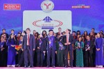 BDCC lọt vào Top 10 thương hiệu mạnh Việt Nam 2017