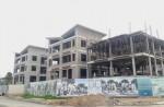 Hàng chục căn biệt thự tại dự án Khai Sơn Hill xây dựng không phép vẫn chưa được cấp phép bổ sung