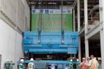 Lắp đặt thành công máy phát tổ máy số 1 Nhà máy nhiệt điện Sông Hậu 1