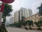 """Cầu Giấy (Hà Nội): Lãng phí dự án bỏ hoang trên """"đất vàng"""" đường Trần Thái Tông"""
