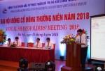 SUDICO Sông Đà: Đại hội cổ đông thông qua phương án kinh doanh năm 2018
