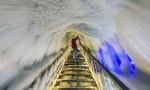Động băng lớn nhất Trung Quốc không tan chảy vào mùa hè