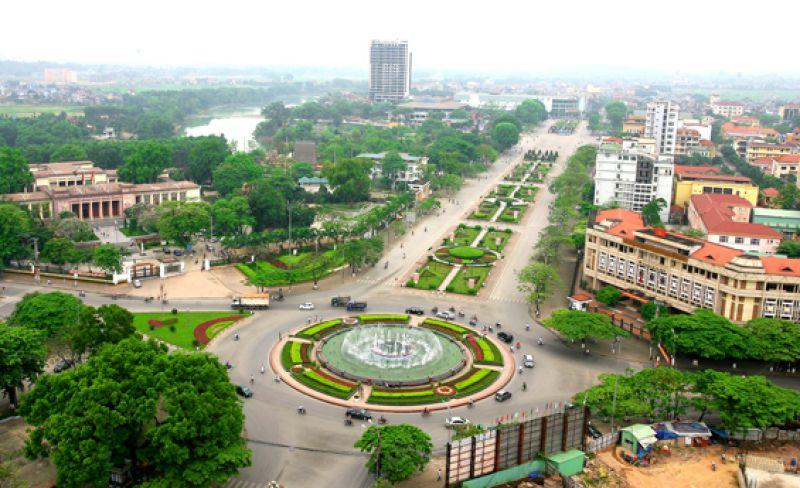 Góp ý đồ án quy hoạch chung TP Sông Công, tỉnh Thái Nguyên đến năm 2040